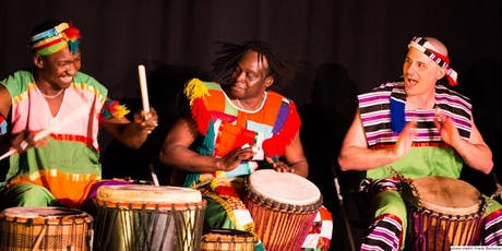 Celebrate! with Benkadi Drum and Dance tickets