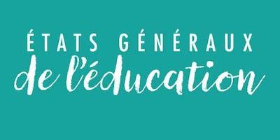 Roubaix- Etats Généraux de l'Education