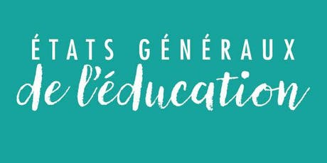 Roubaix- Etats Généraux de l'Education billets