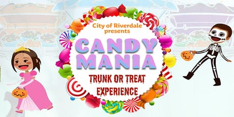 CandyMania:  Trunk or Treat Experience tickets