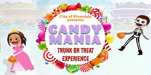 CandyMania:  Trunk or Treat Experience