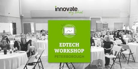 EdTech Workshop Peterborough tickets