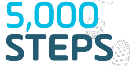 5000 Steps to Wellbeing Walk tickets