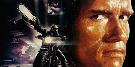 Drunken Cinema: THE RUNNING MAN (1987) tickets