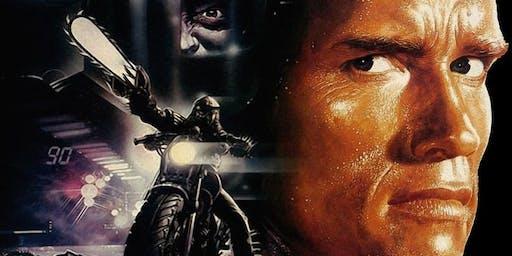 Drunken Cinema: THE RUNNING MAN (1987)