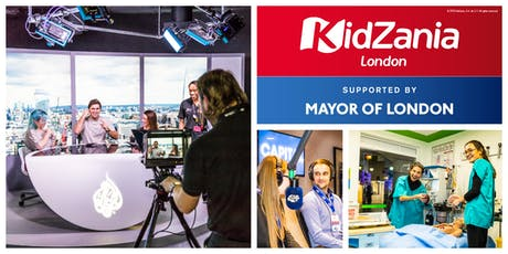 World of Work Teacher Showcase at KidZania tickets