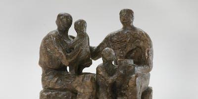 Kids Sculpture workshop | Hands on with Henry
