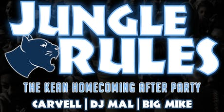 JUNGLE RULES: KU HOMECOMING 2K19 tickets