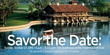 Taste of the Vine to benefit Coastal Coalition for Children tickets