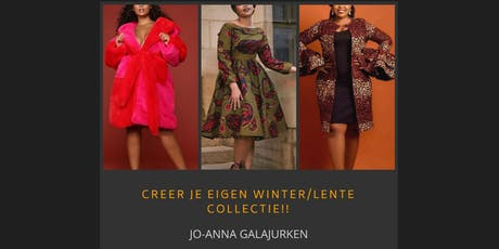 Creëer je eigen winter /lente collectie ! tickets