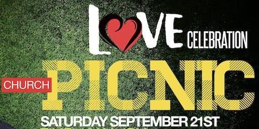 Love Celebration: Church Picnic