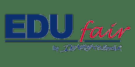 EDUfair Belgrade 2020 tickets