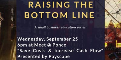 Raising the Bottom Line: September Happy Hour w/ Payscape