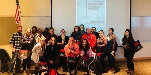 Substance Use Prevention Curriculum Train the Trainer