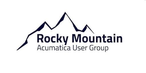 Rocky Mountain Acumatica User Group (RMAUG)