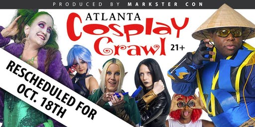 Cosplay Pub Crawl (Atlanta, GA)