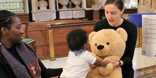 Teddy Bear Church for Babies & Toddlers - God's promise to Abraham