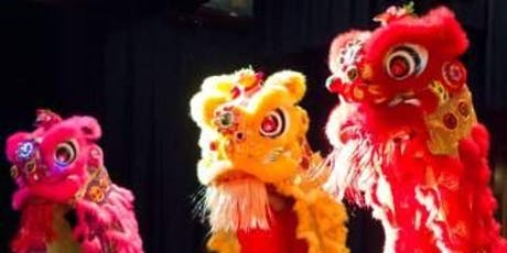Celebrate! with Wah Lum Kung Fu & Tai Chi Academy — Lion Dance tickets