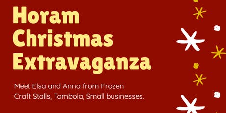 Horam Christmas Extravaganza tickets