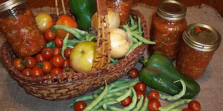 Food Preservation 101: Basics of Home Food Preservation tickets