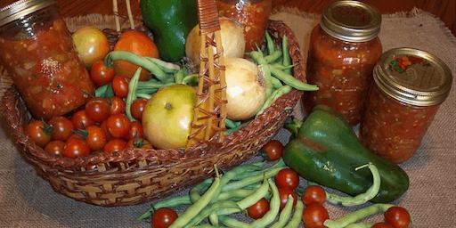 Food Preservation 101: Basics of Home Food Preservation