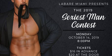Sexiest Man Contest 2019 tickets