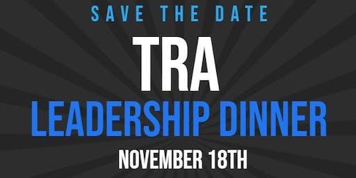 TRA Leadership Dinner