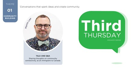 Third Thursday: Community Building  tickets