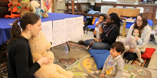 Teddy Bear Church for Babies & Toddlers - The 10 commandments