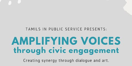 Amplifying Voices Through Civic Engagement tickets