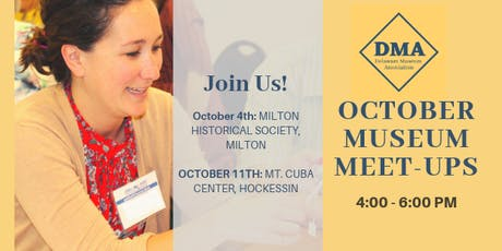 October Museum Meet Up-Mt Cuba tickets