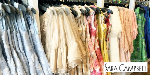 Annual HQ BLOWOUT SALE at Sara Campbell!