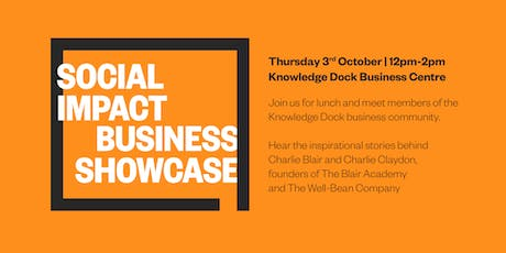 Knowledge Dock Social Impact Showcase tickets