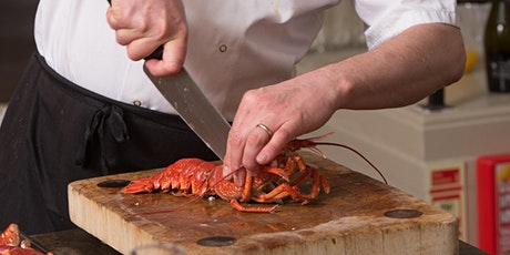 Crab & Lobster Tuesday Demonstration & Lunch tickets