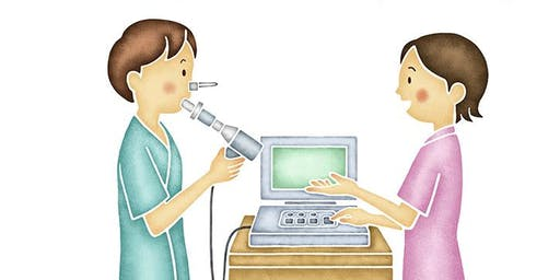 Spirometry for Practice Nurses - 2 day session - 28 Nov 2019 & 26 Feb 2020
