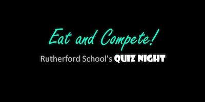 Rutherford School Quiz Night