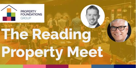 The Reading Property Meet tickets