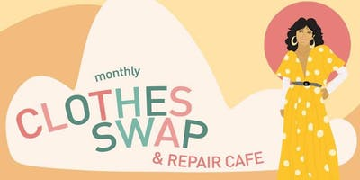 CLOTHES SWAP AND REPAIR CAFE