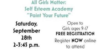 All Girls Matter Self Esteem Academy Harvest Girls International