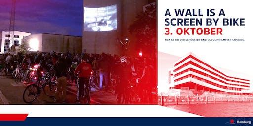 A Wall is a Screen by Bike