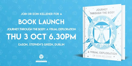 Book Launch - Journey Through the Body by Dr. Eoin Kelleher