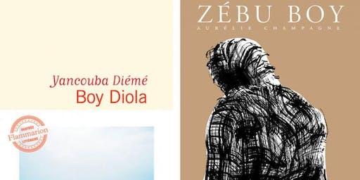 Rencontre littéraire : Premiers romans. Nouvelles écritures