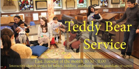 Teddy Bear Church for Babies & Toddlers - Do not worry tickets