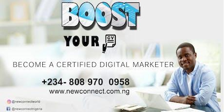 Become a Certified Digital Marketing Expert tickets