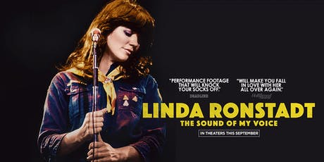 Movie: LINDA RONSTADT: The Sound Of My Voice (2019) tickets