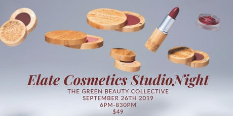 Green Beauty Collective, Elate Studio Night Ft. Rise Collection tickets