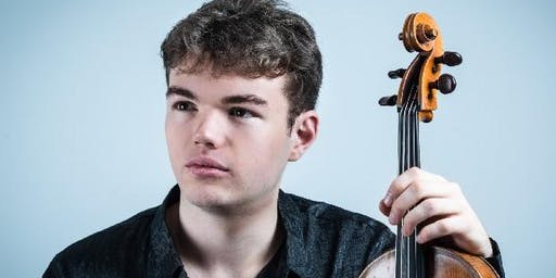 RBC YCAT at the Conservatoire: Timothy Ridout (viola)