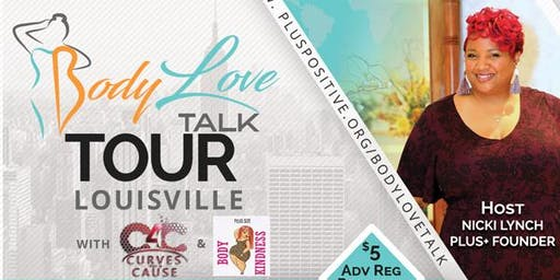 PLUS+ #BodyLove Talk Tour - Louisville