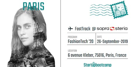FashionTech FastTrack - Paris tickets