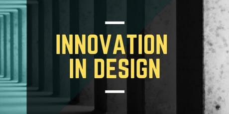 Innovation In Design tickets